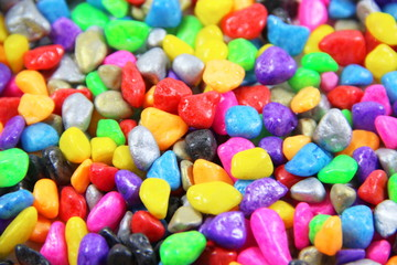 renkli taş