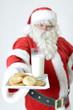 Gastgeschenk für den Weihnachtsmann