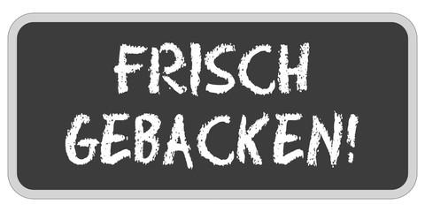 TF-Sticker eckig oc FRISCH GEBACKEN!