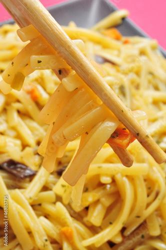 japanese seafood noodles
