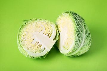 Green savoy