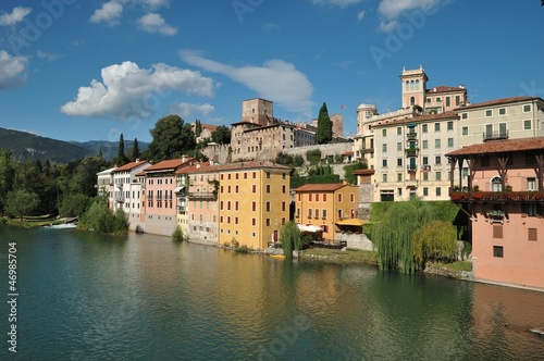 View of Bassano del Grappa