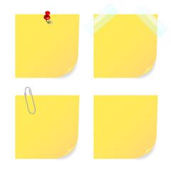 Notizzettel-Set