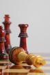 Chess King surrender