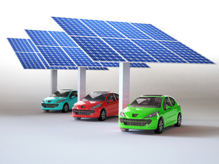 solar panel for cars