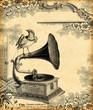 gramophone 1900