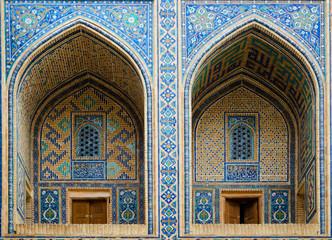 Ulugh Beg Madrassah in Samarkand