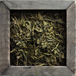 Pile of jasmine green tea