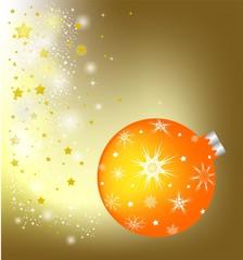 Orange ball)