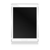 Mini Tablet white