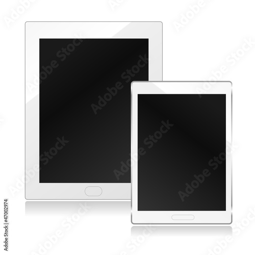 Duo Tablet white