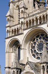 Cathédrale Laon façade