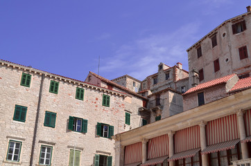 beautiful sibenik