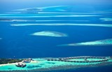 Atolls of Maldives