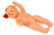 Bébé qui saigne