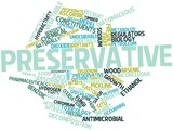 Word cloud for Preservative