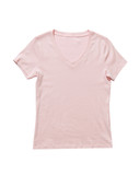 Rose t-shirt isolated