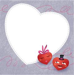 nice valentine´s hearts.
