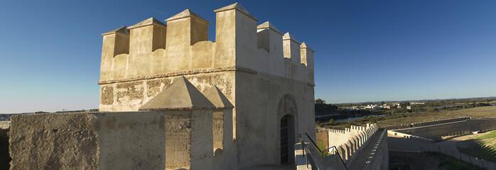 Alcazaba, Badajoz, Spain