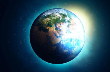 Globe Europe Asia