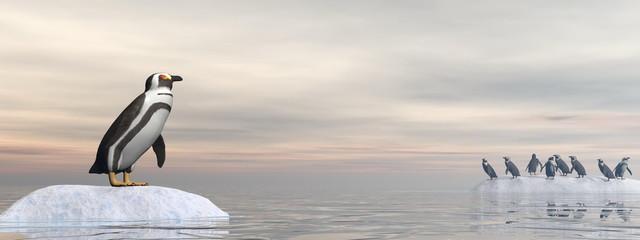 Exil - 3D render