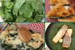 Epinard frais  -  Plats cuisinés