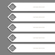 Modern white Design template