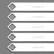 Modern white Design template