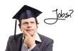 Akademiker mit Zukunftsangst
