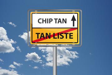 Chip Tan bietet mehr Sicherheit