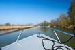 Boat in Dutch Biesbosch