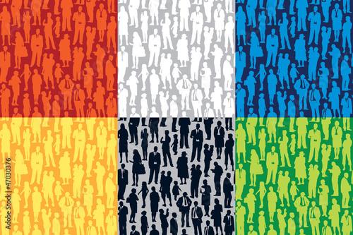 Pattern - people