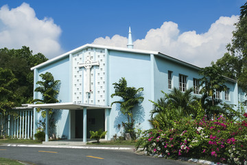 christian church clark pampanga philippines
