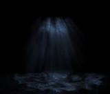 Unterwasser, Nacht