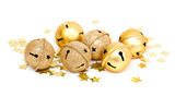 Christms golden bells