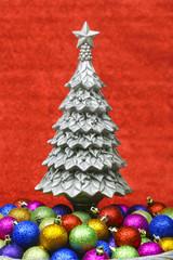 Weihnachtsdekoration - Christbaum