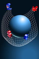 Erde Netz