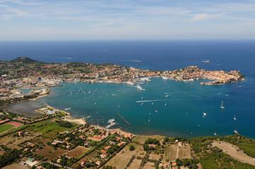 Isola d'Elba-Portoferraio harbour