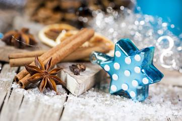Christmas decoration - Weihnachtsdekoration