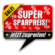 SUPER SPARPREIS, Vektor button