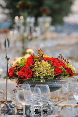 çiçekli arajman