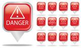 Fototapety Bulles Carré Argent : Danger produits allergènes