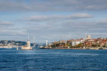 Tour de Léandre d'Istanbul