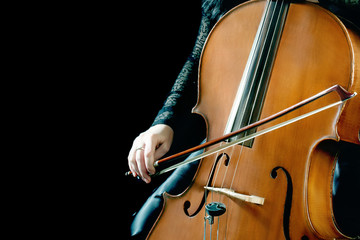 Cello playing cellist musician
