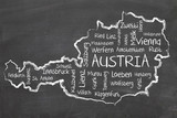 austria on blackboard