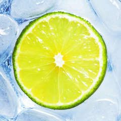 drink with lime