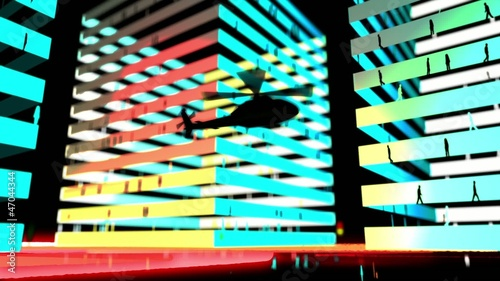 Abstract City Lights 2
