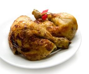 Cosce di pollo campese con sigillo di garanzia