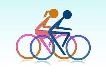 2  Bisikletli