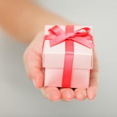 Gift closeup
